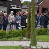 Dodenherdenking 4 mei 2017 Oude Pekela - Foto's Abel van der Veen