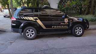 PF faz operação contra tráfico internacional de drogas em cinco estados