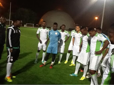 Eagles Hail NFF, Crave For More