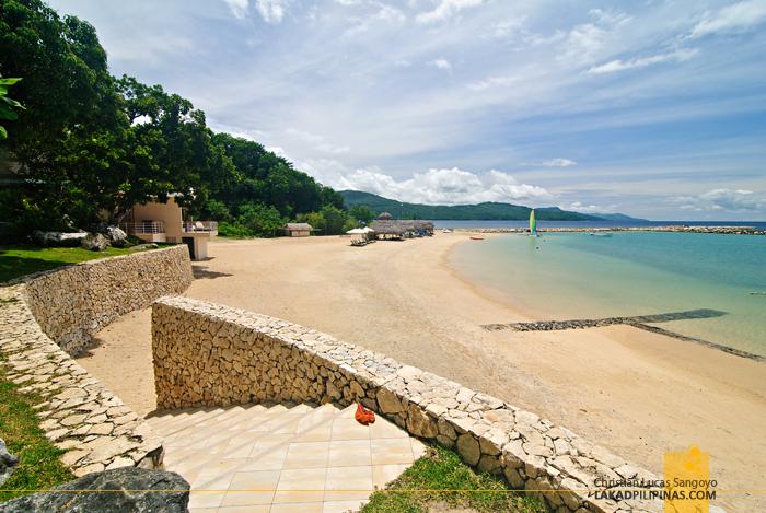 Creamy Beach at Albay's Misibis Bay
