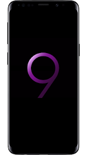Galaxy S9 Wallpapers, 4k Amoled - Darknex Pro 💎 Screenshot