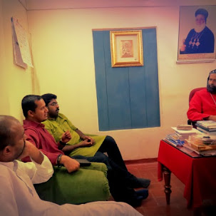 OCP Delegation meets Mor Kuriakose Severios – Primate of the Knanaya Archdiocese