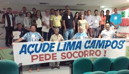 COMITIVA LIMA CAMPOS PEDE SOCORRO