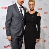OIC - ENTSIMAGES.COM - Vernon Kay and Tess Daly at the   British Takeaway Awards in association with Just EatLondon UK 9th November 2015 Photo Mobis Photos/OIC 0203 174 1069