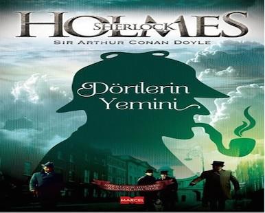 Dörtlerin Yemini – Sherlock Holmes Arthur Conan Doyle Pdf