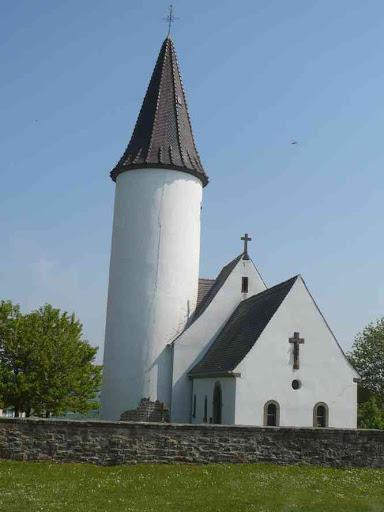 La chapelle du Kirchberg.