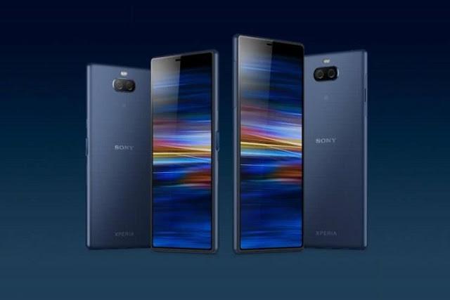 ดาวน์โหลด Sony Xperia 10-Series Wallpaper