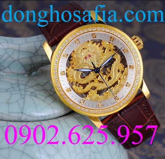 Đồng hồ đôi cơ Aiwas AH-081-1