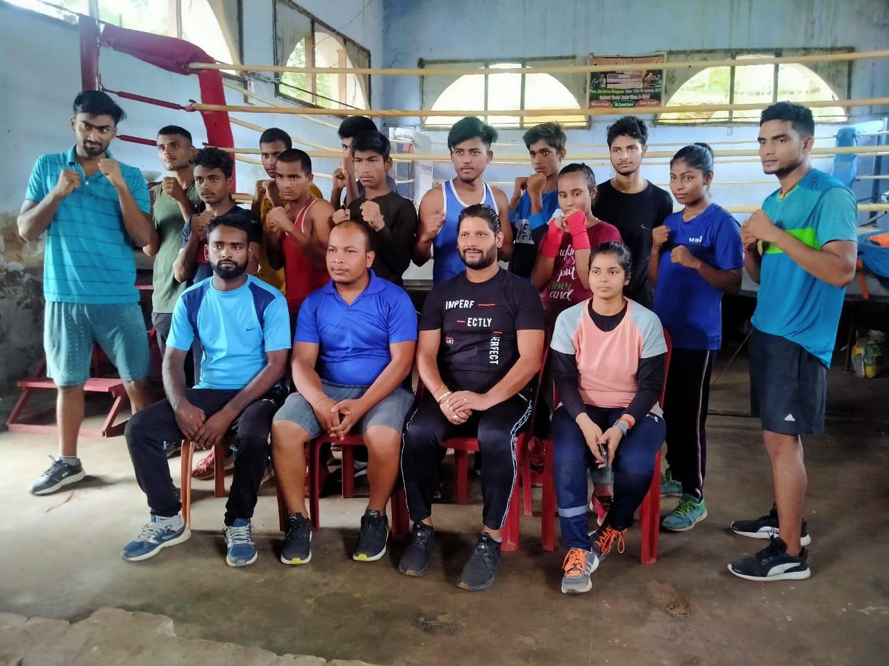 भागलपुर बॉक्सिंग टीम पटना होगी रवाना, खिलाड़ियों का मनोबल बढ़ाने के लिए दिए शुभकामनाएं