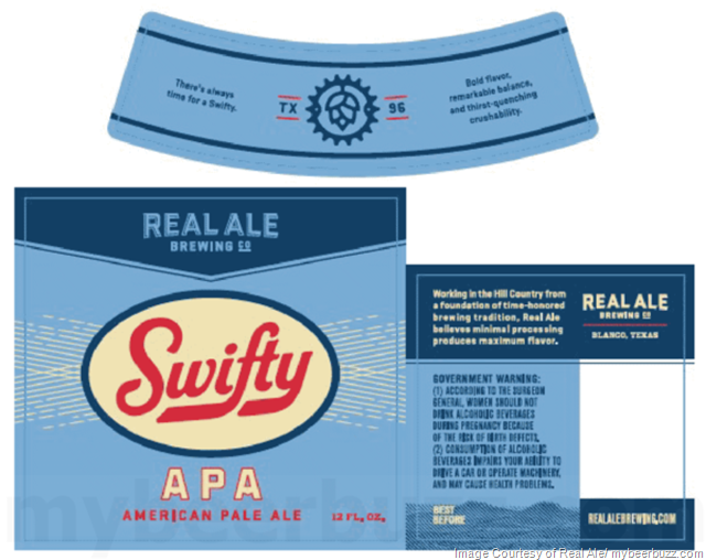 Real Ale - Swifty APA