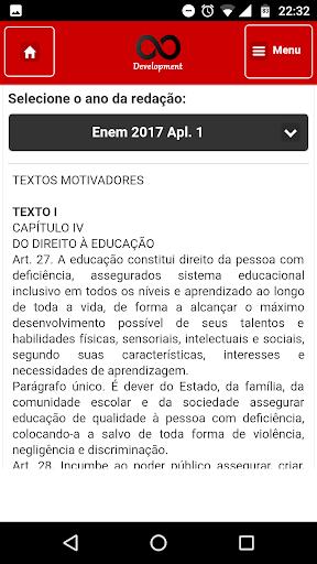 Foto do Prepara Redação Enem e Encceja (2019)