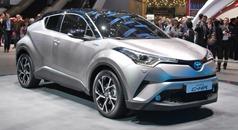 2016 Toyota CRH
