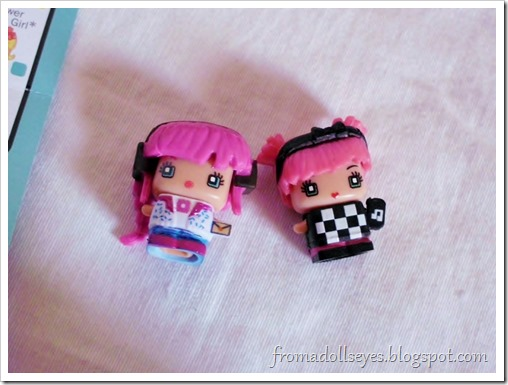 My Mini Mixie Qs figures, cute!