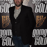OIC - ENTSIMAGES.COM - George Gilbey at the  Going for Gold magazine launch party in London 19th January 2015 Photo Mobis Photos/OIC 0203 174 1069