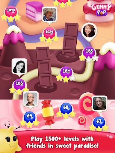 Gummy Pop - Bubble Pop! Games 2.9 screenshots 11