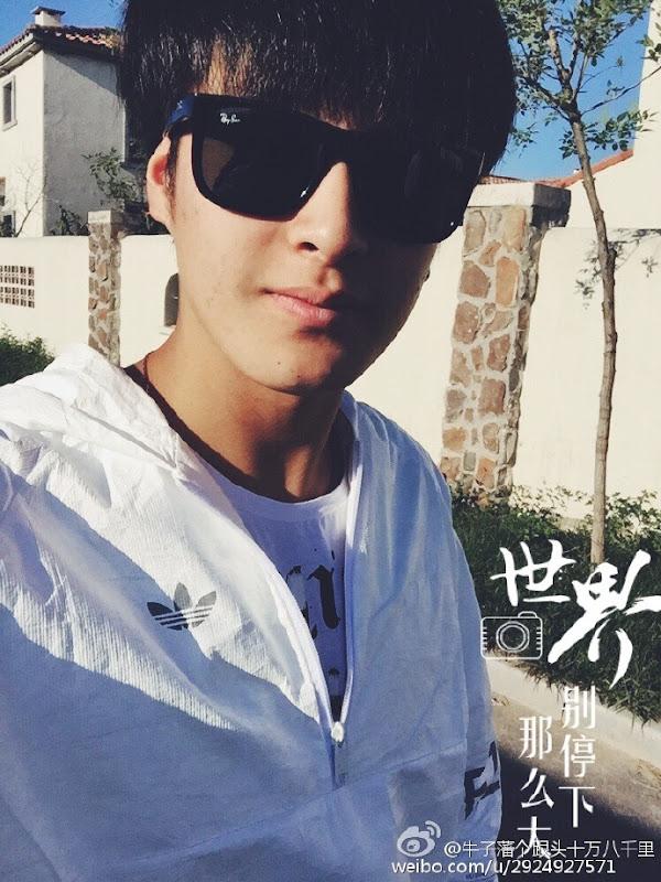 Niu Zifan China Actor