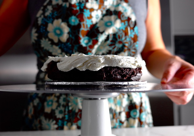 Lindt Chocolate Layer Cake Recipe