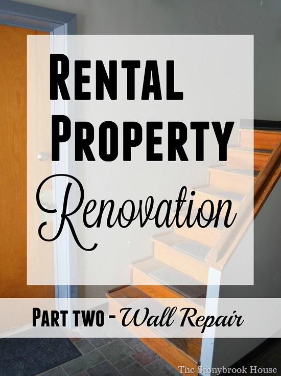 Rental Property Reno Part 2