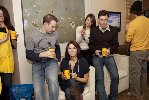 Half of Michelle, Scott, Jessica, Julie, Billy, Tyler