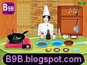 لعبة طبخ اللحم الطازج اللذيذ