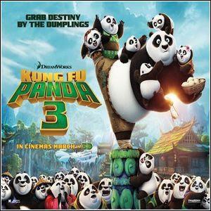 Baixar Trilha Sonora Kung Fu Panda 3 (2016)