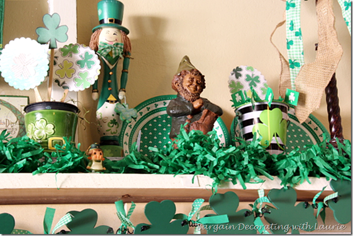 ST. PATTY DECOR