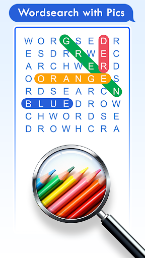 100 PICS Word Search