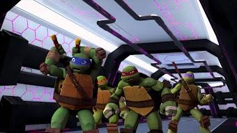 Der Aufstieg der Turtles, Teil 2