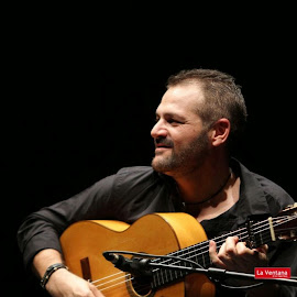 Miguel de Tena en Montijo