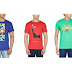 (Steal Deal) Amazon - Flat 70% Off On Gabambo Men's Cotton T-Shirt Starting From Rs.179 Only