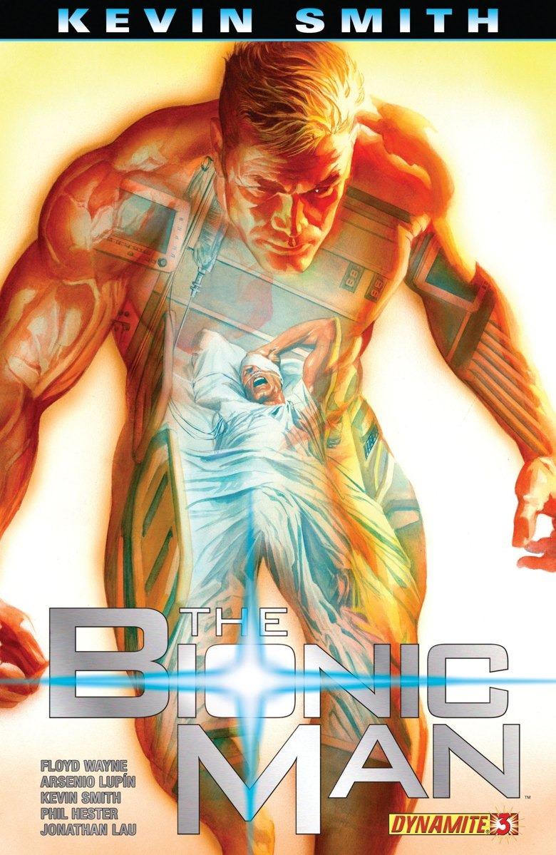 Actualización 10/02/2018: Al post salido hoy ya le agregamos un número más, el The Bionic Man #03, que ya deja la historia en un buen comienzo. Floyd Wayne en la traducción y Arsenio Lupín en las maquetas, como siempre en alianza con las comunidades: How To Arsenio Lupín, Prix Cómics, Outsiders y La Mansión del C.R.G.