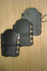 """New product: Armguard """"Champion"""" with thick insertion for better protection"""