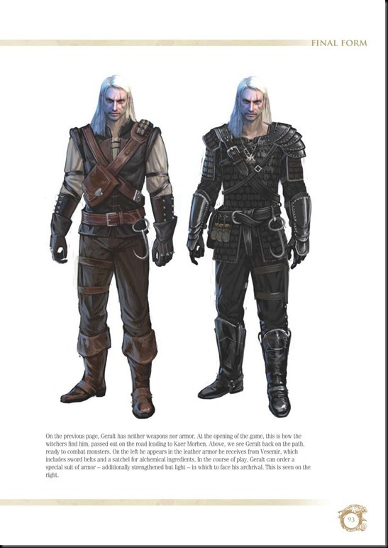 The Witcher (1) _ Artbook_816932-0094