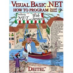 Visual Basic.NET How to Program, Second Edition