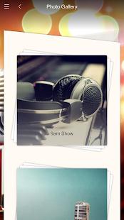 Radio reformada - náhled