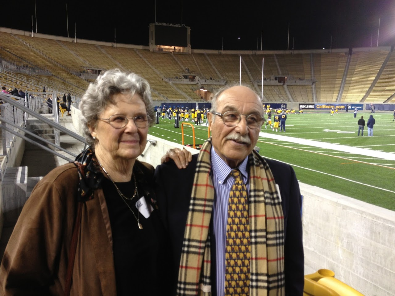Rodney and Shirley Friedman