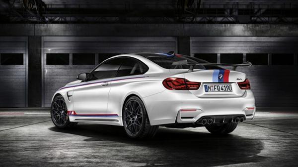 BMW M4 DTM Champion Edition rear