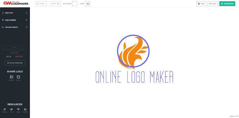 online logo making services