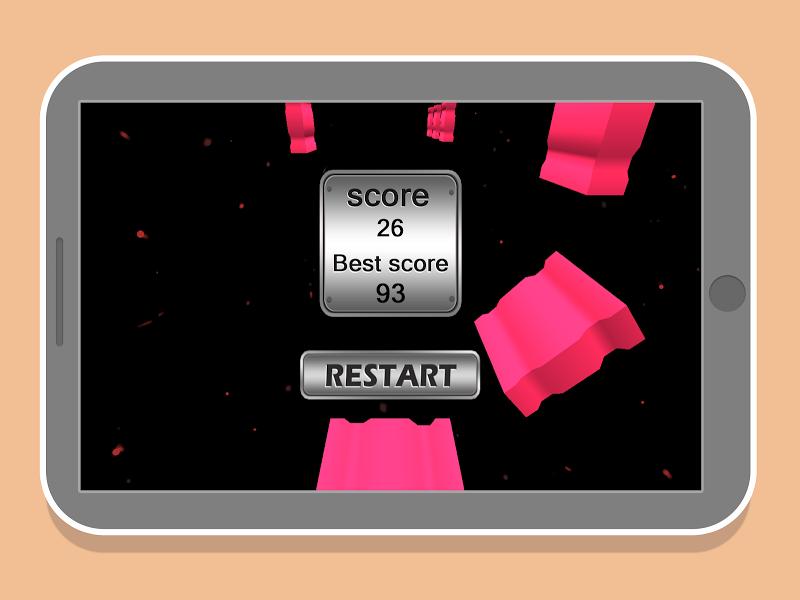 Скриншот Twister Run