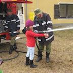 Besuch der Feuerwehr -  2.Klasse