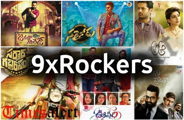 9xRockers 2021: Download All Types Of Movies Free.