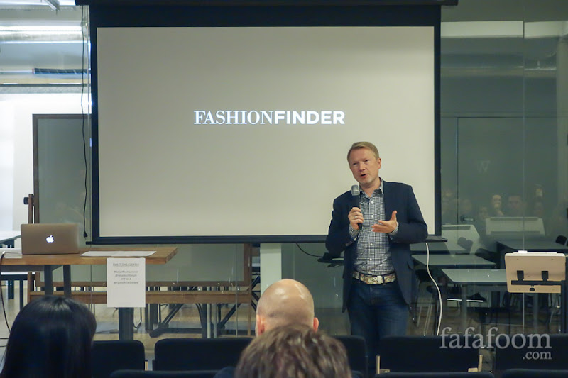 Henrik Jeberg of Fashion Finder