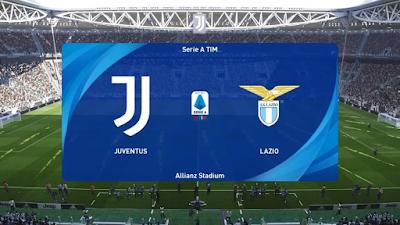 Juventus vs Lazio : Serie A Live Stream