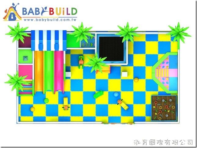 BabyBuild 3D泡管遊戲器材