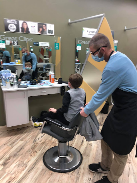 Real Barber Hair Cuts