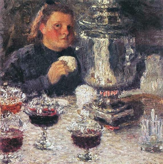 Igor Grabar - Samovar.