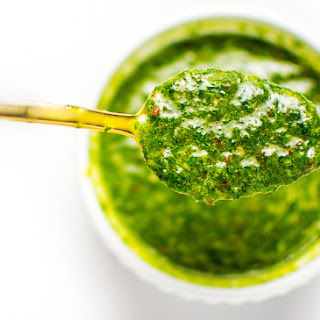 5-Minute Homemade Chimichurri Sauce