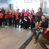 Cantada de Nadales Mercat Municipal de Manlleu - C.Navarro