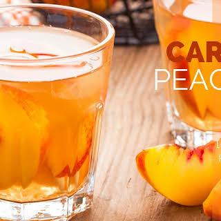 Carolina Peach Tea.