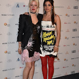 OIC - ENTSIMAGES.COM - Harriet Verney and Mimi Wade at the  WGSN Futures Awards 2016  in London  26th May 2016 Photo Mobis Photos/OIC 0203 174 1069